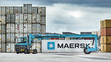 Container mover - Kaslog